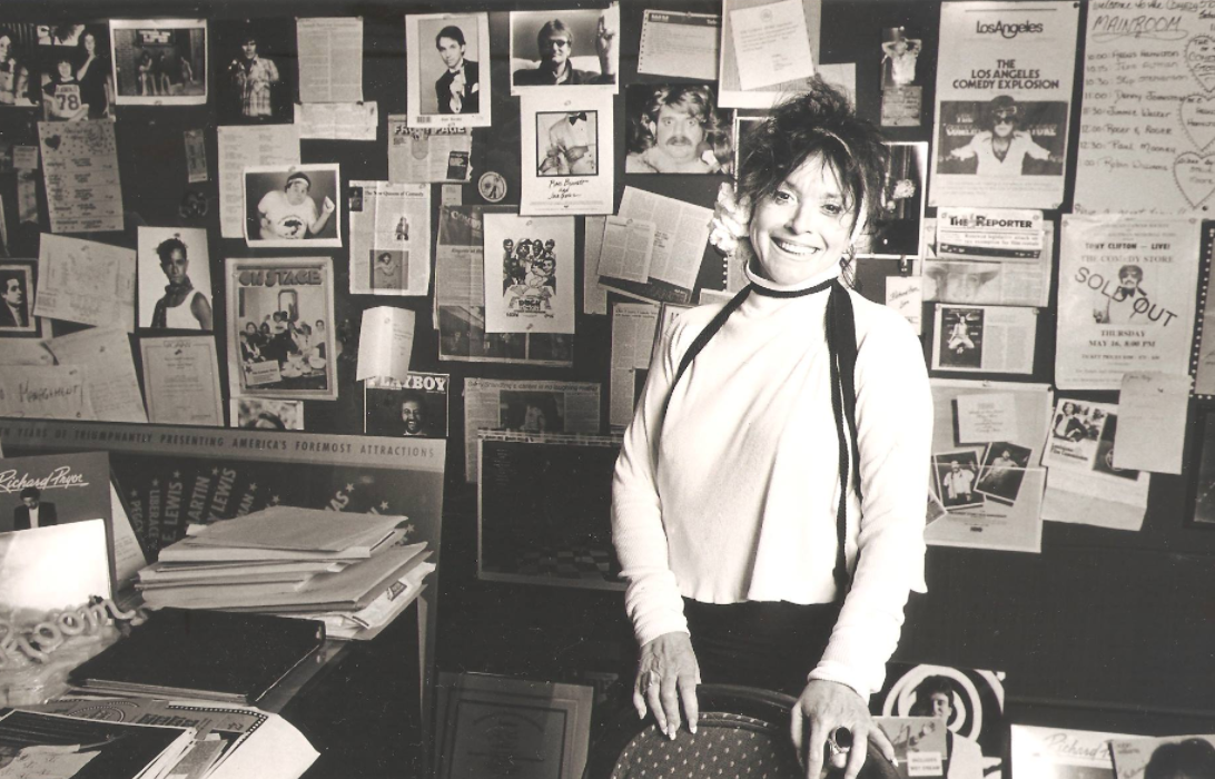 The loss of Mitzi Shore… Thanks for the Memories