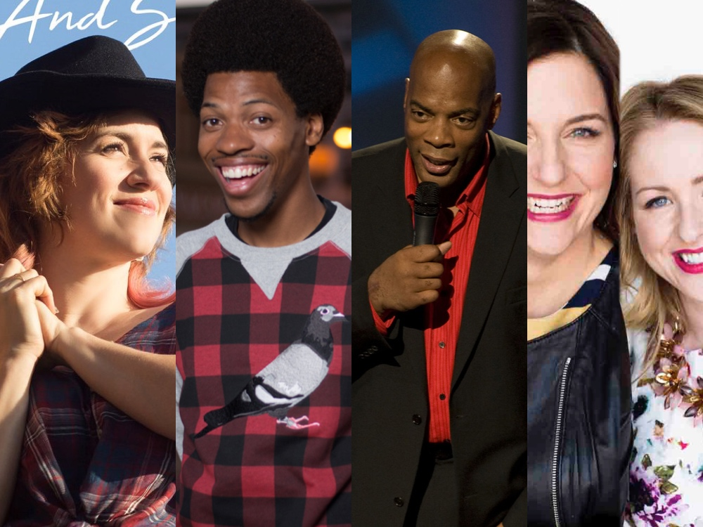 Amazon Studios Announces 4 More Original Stand Up Specials Premiering in August