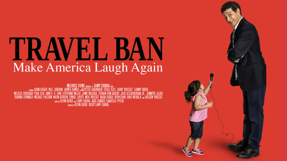 TRAVEL BAN: Make America Laugh Again
