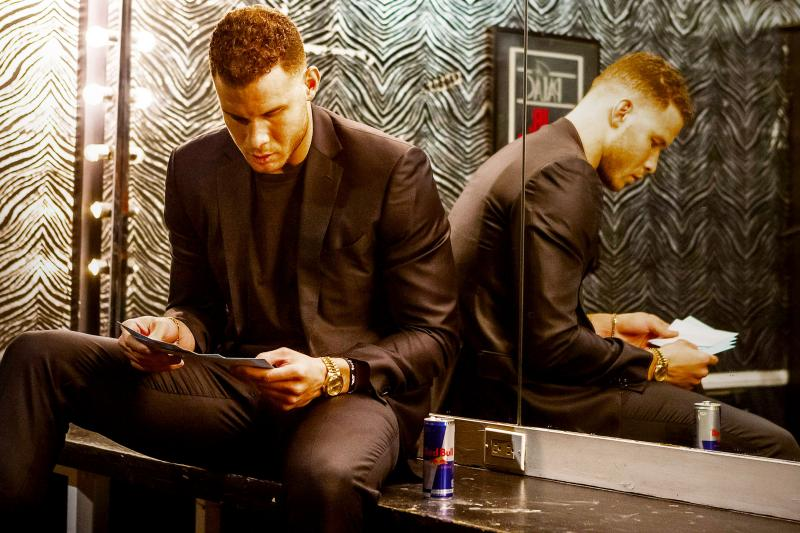 Blake Griffin Is Still Chasing His Stand-Up Comedy Dreams